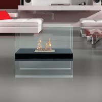 Anywhere Fireplaces Bio-Ethanol Tabletop Fireplace ...