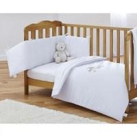 Clair De Lune Baby 10-Piece Cot Bedding Set | Wayfair UK
