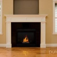 Aquafires Pureflame Bio-Ethanol Tabletop Fireplace Insert ...