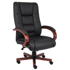 Office Chair High Back Think Steelcase Review Boss Products Executive And Reviews