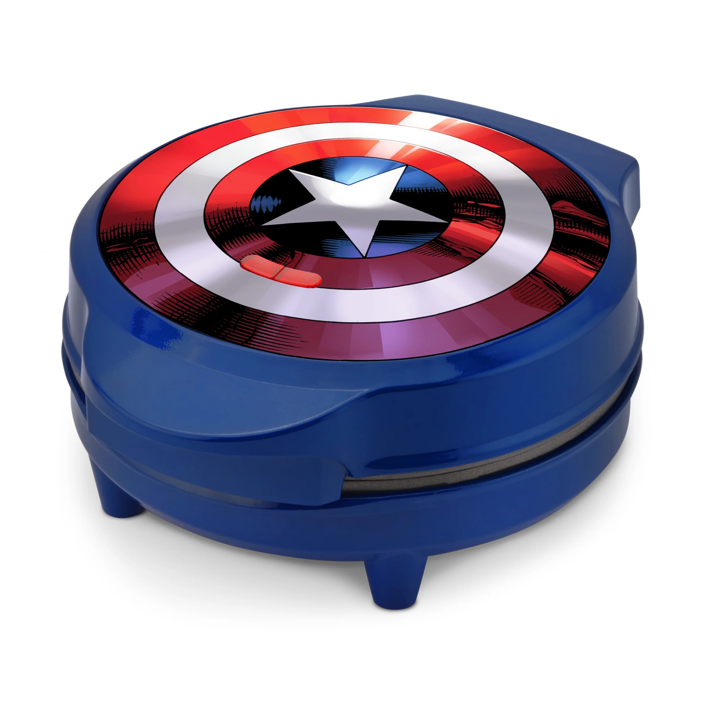 captain america table and chair set wheelchair marvel shield waffle maker wayfair