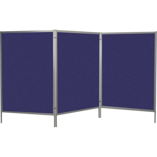 Portable Free Standing Bulletin Board