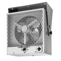 TPI Ceiling Mounted Electric Fan Heater with Thermostat ...