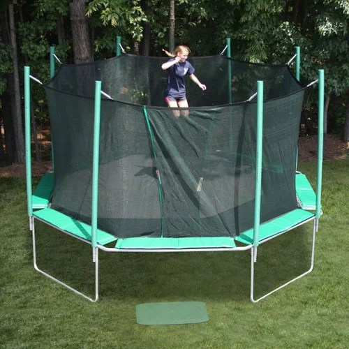 Kidwise 16' Octagon Magic Circle Trampoline & Reviews
