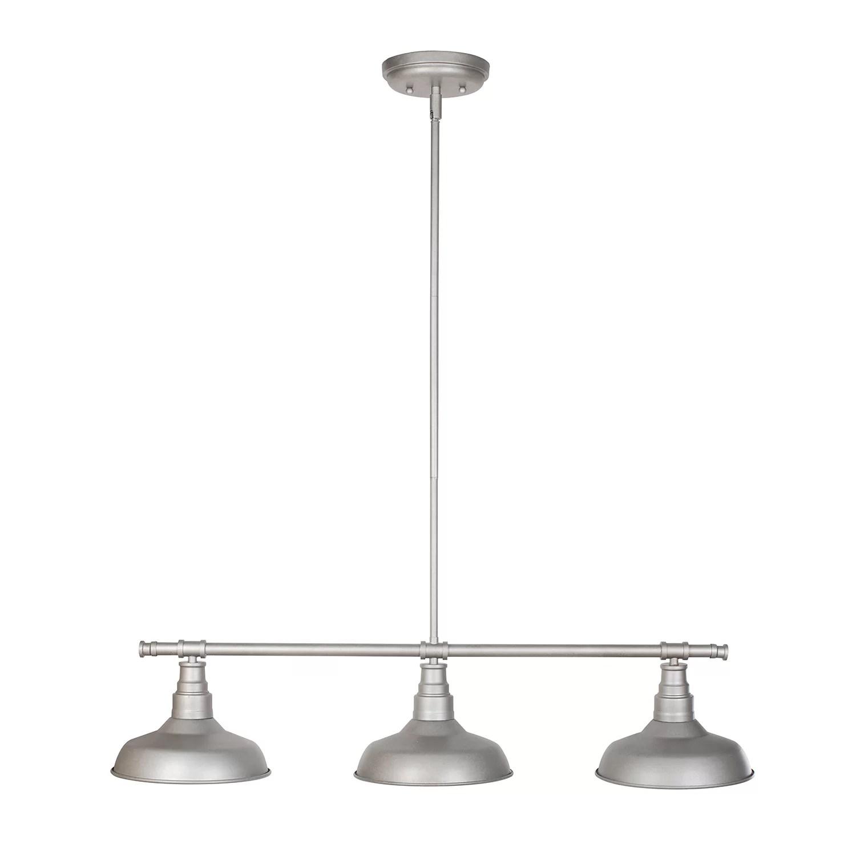 3 light kitchen island pendant ikea cabinets design house kimball