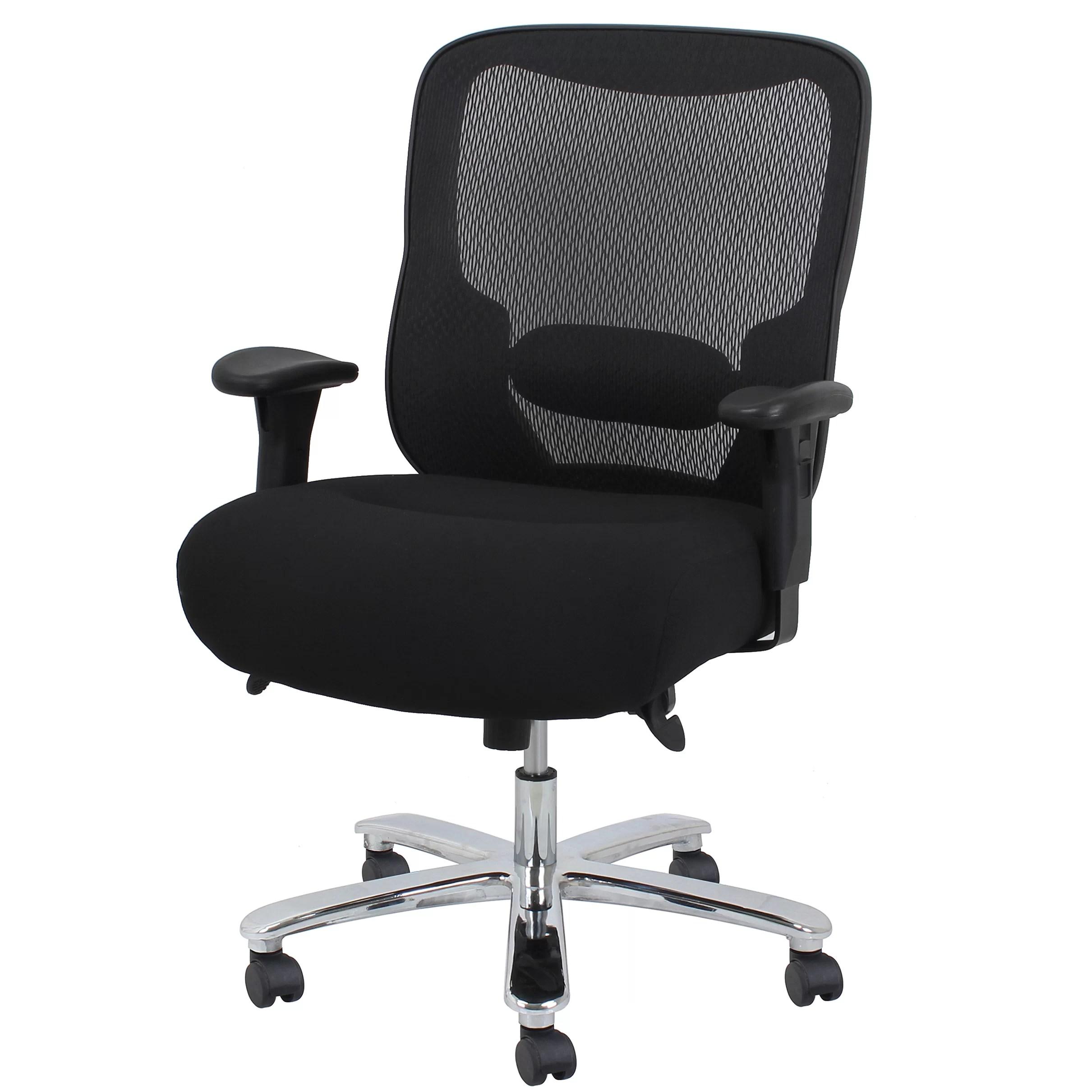 OFM Essentials HighBack Mesh Desk Chair  Wayfair