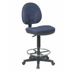 Drafting Office Chair U Shaped Star High Back And Reviews Wayfair