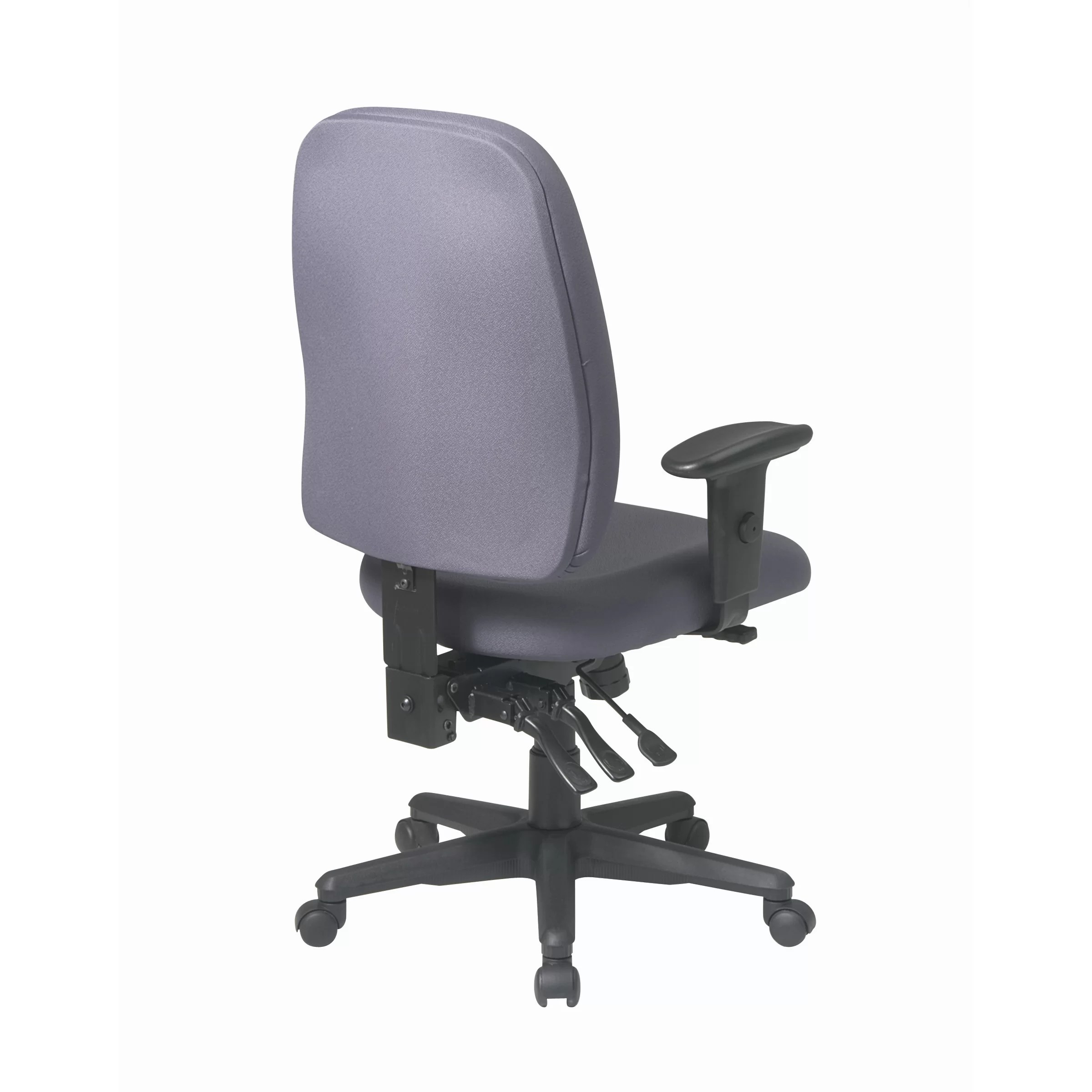 office chair with adjustable arms what is a slipper star ergonomic mid back