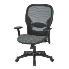 Mesh Back Chairs For Office Wingback Chair Covers Ebay Star Space Seating High Desk Wayfair