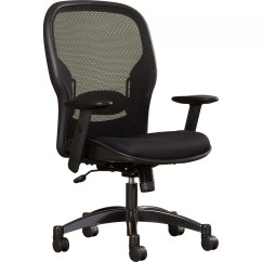 Desk Chair Reviews The Best Office Star Space High Back Mesh And