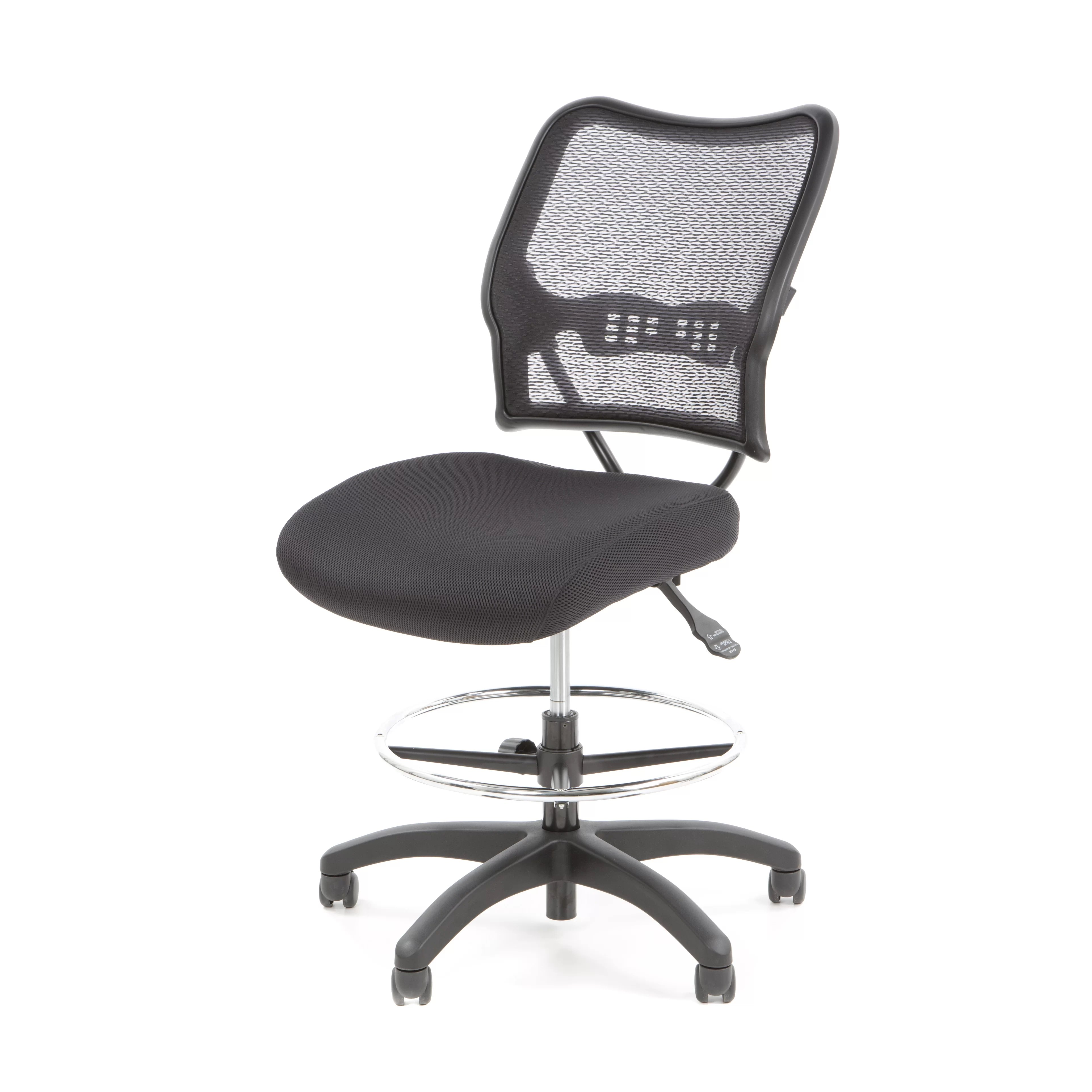 Adjustable Drafting Chair Office Star Height Adjustable Drafting Chair With Footring
