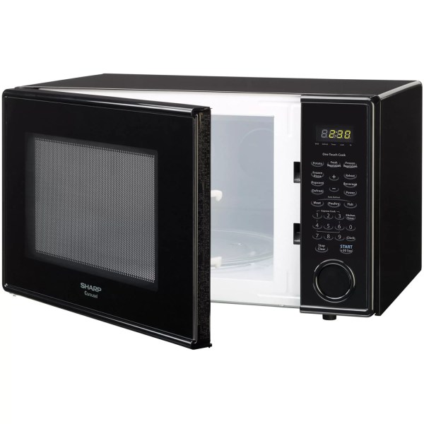 Sharp 1.1 Cu. Ft. 1000w Countertop Microwave &