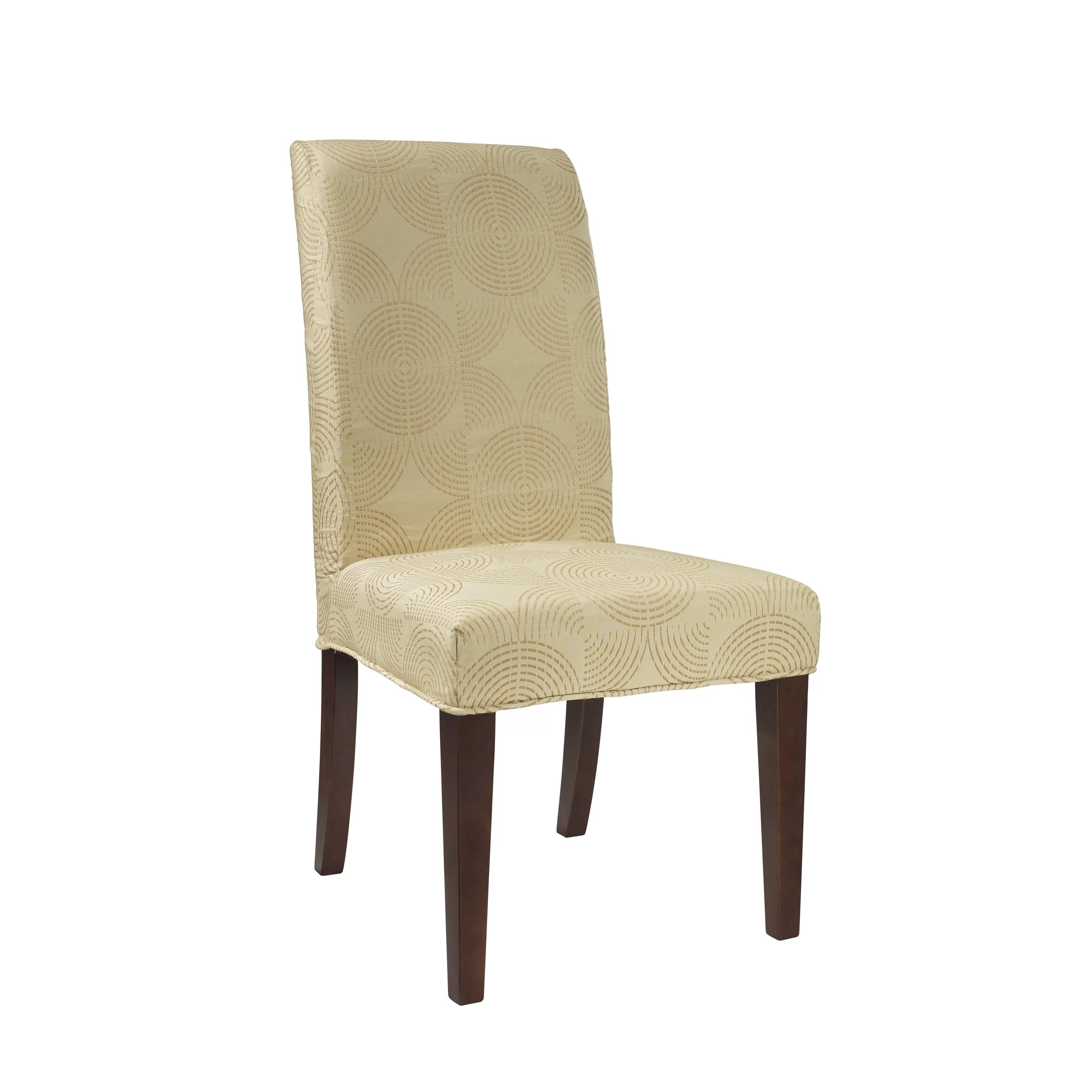 Powell Circle Parson Chair Slipcover  Reviews  Wayfair