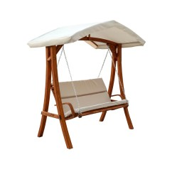 Swing Chair Wayfair Gazebo Leisure Season Porch With Canopy And Reviews