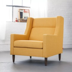Gus Modern Sofa Sale Small For Kitchen Table Essentials Arm Chair And Reviews Wayfair