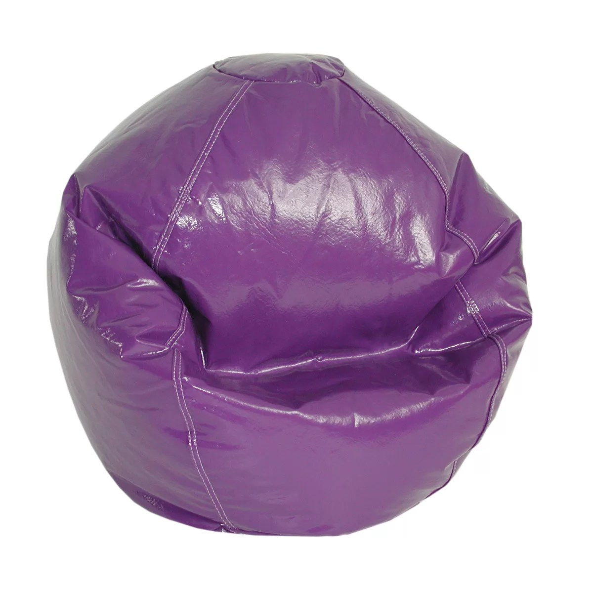 Beanbag Chair Elite Products Wetlook Bean Bag Chair And Reviews Wayfair