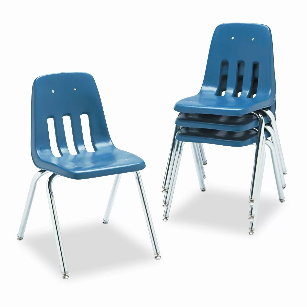 Virco Chairs Virco 9000 Series Plastic Classroom Chair And Reviews Wayfair