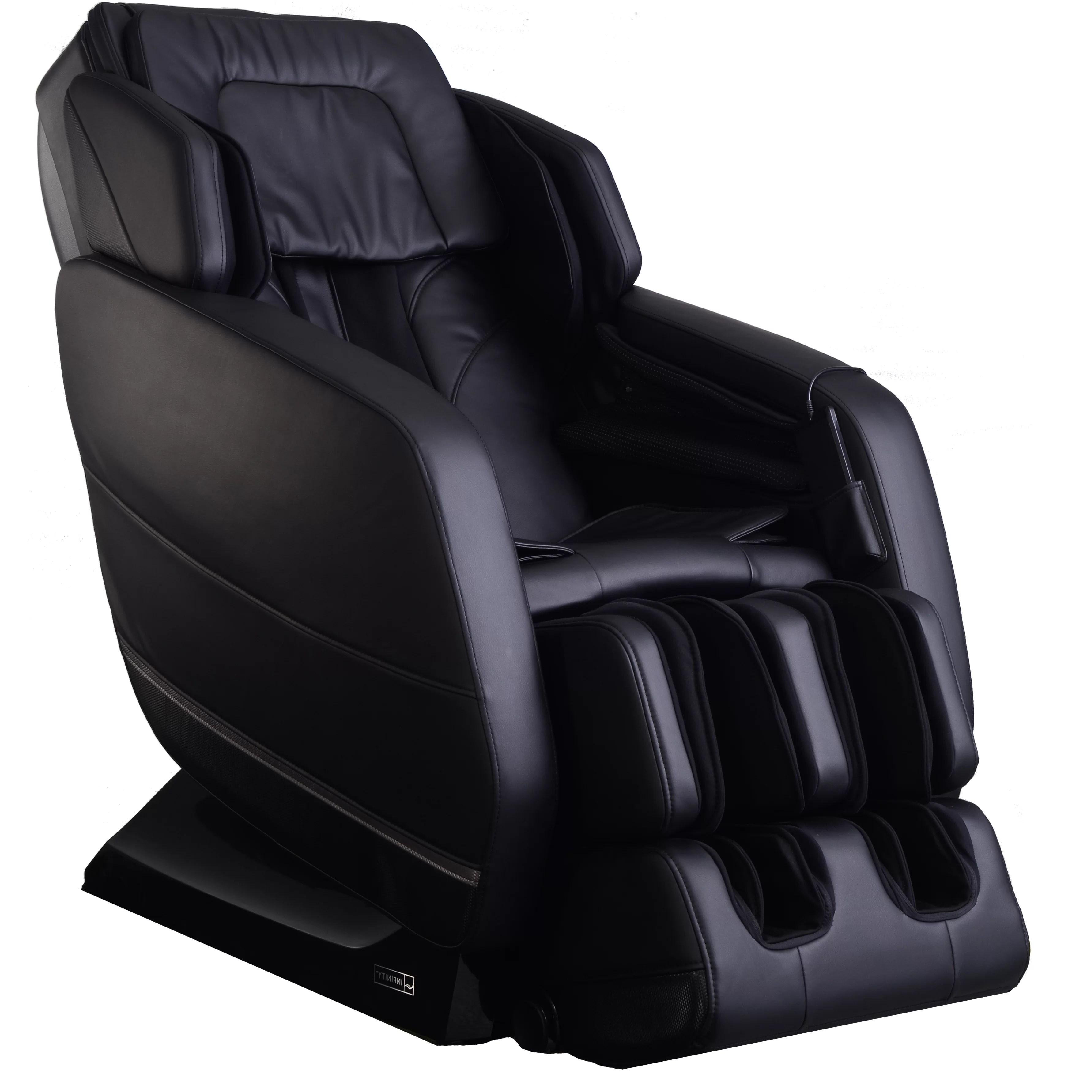 infinity massage chair foldable and table set evoke zero gravity wayfair