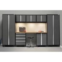 NewAge Products Bold 3.0 Series 8 Piece Garage Storage ...