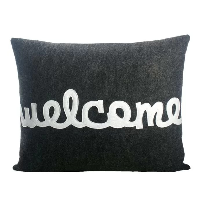 Alexandra Ferguson Celebrate Everyday Welcome Throw