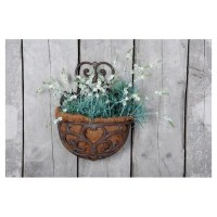 Fallen Fruits Hayrack Novelty Wall Mounted Planter