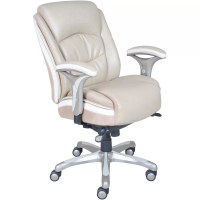 Serta at Home Serenity Mid-Back Executive Chair & Reviews ...