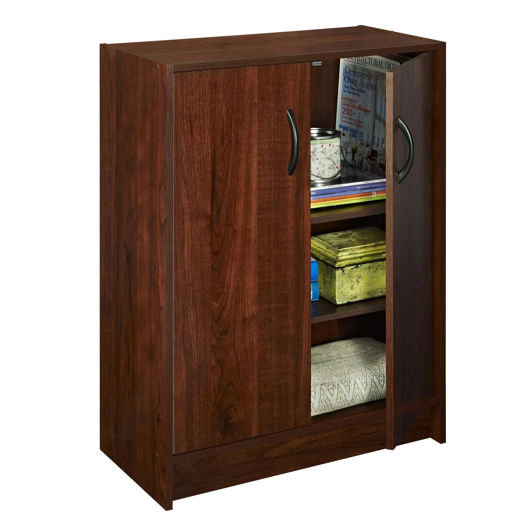ClosetMaid ClosetMaid 2Door Storage Cabinet  Wayfair