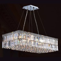 Worldwide Lighting Cascade 16 Light Crystal Chandelier ...