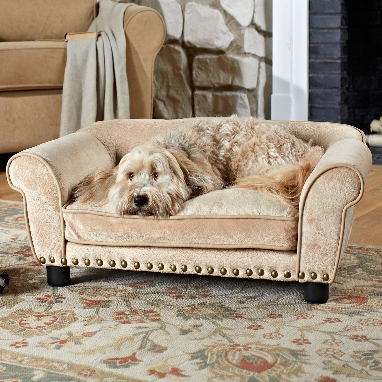 enchanted home mackenzie pet sofa twin size sleeper reviews dreamcatcher dog bed in carmel