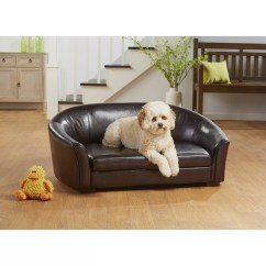 Sam And Cat Sofa Bed Trick Beds Fast Delivery Uk Enchanted Home Pet Lily Dorchester Storage Dog With