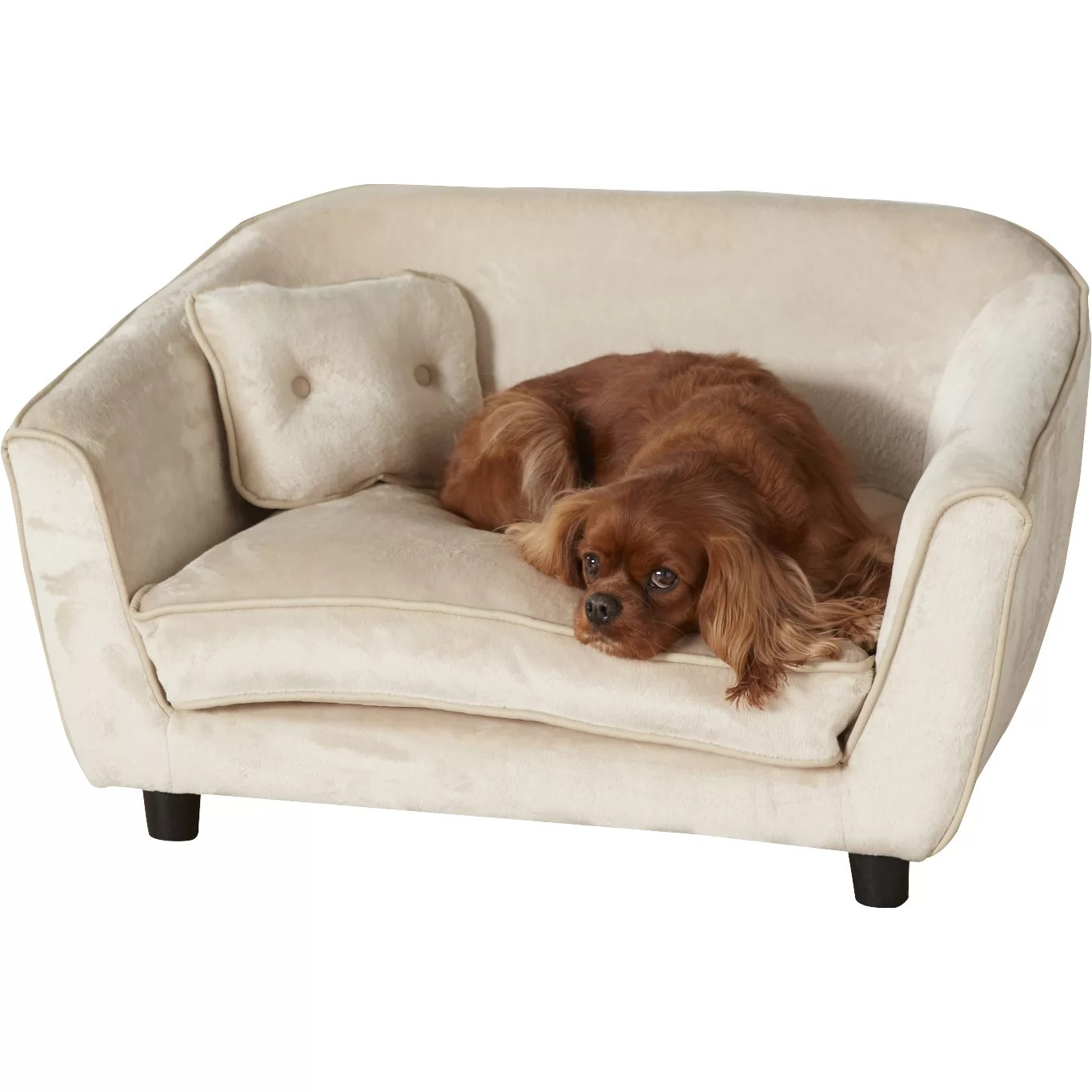 sofa for dog standard dimensions enchanted home pet ultra plush large astro