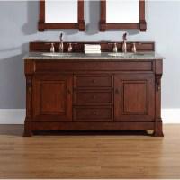 "James Martin Furniture Brookfield 60"" Double Bathroom ..."