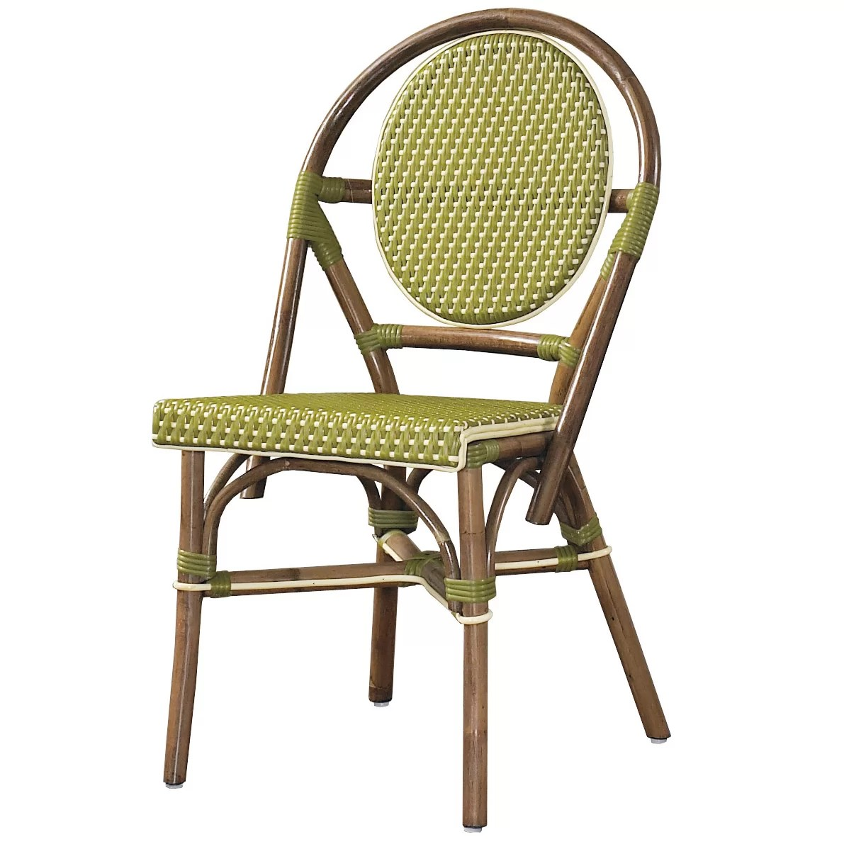 paris cafe chairs swing chair cad block padmas plantation outdoor cottage bistro side