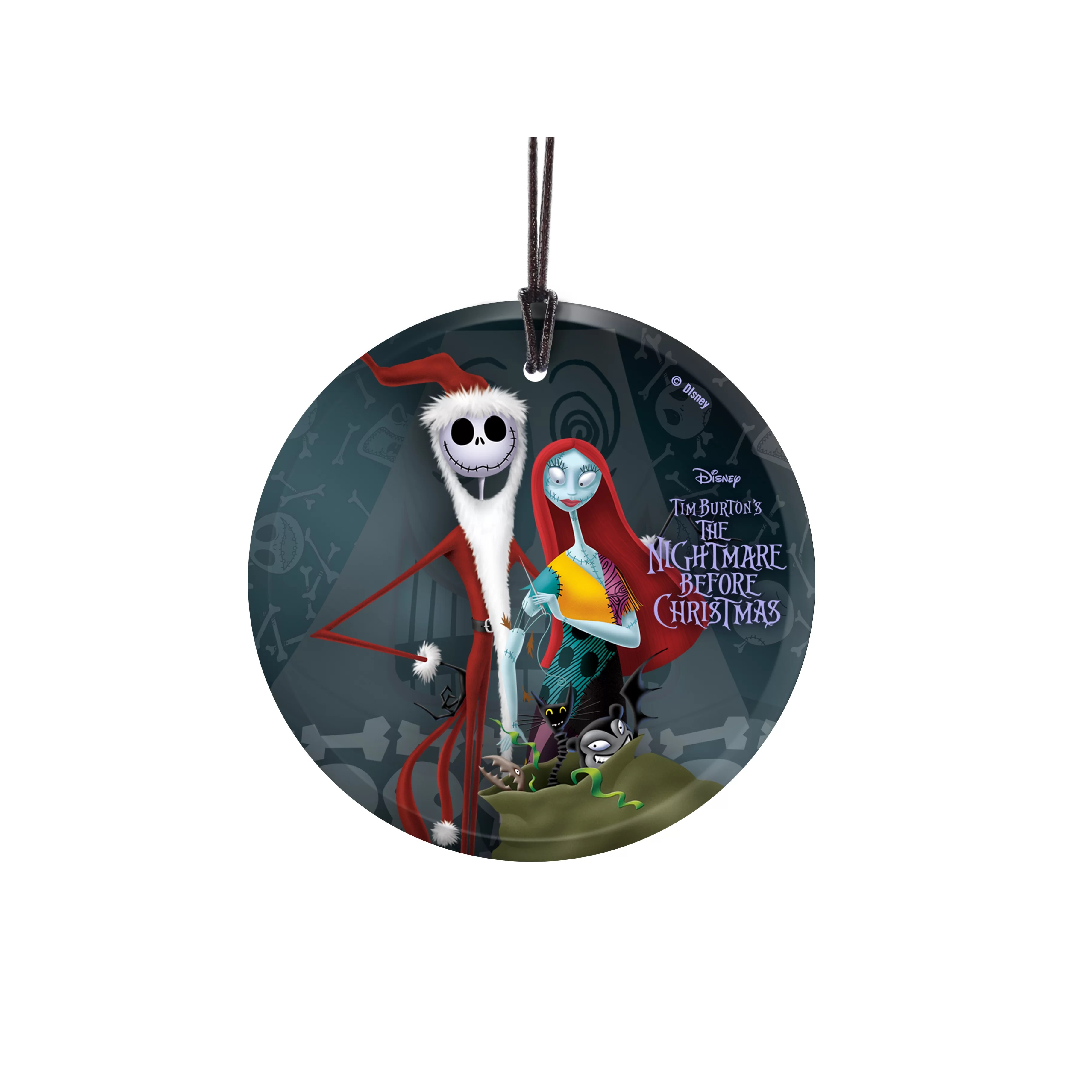 nightmare before christmas chair bedroom bubble trend setters santa jack and