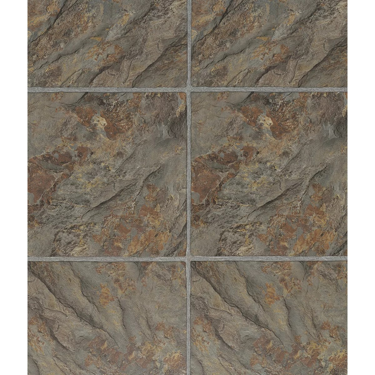 "Islander Flooring 3 Piece Grouted Style 12"" x 36"" x 4mm"