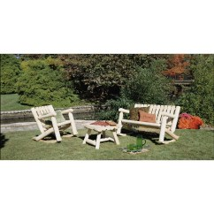 Cedar Rocking Chairs Toddler Table And Rustic Outdoor Indoor Chair