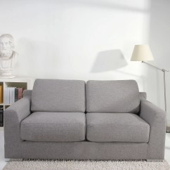Fold Out Sofa Bed Uk Sure Fit Stretch Pique 3 Seat Sleeper Slipcover Leader Lifestyle Paris 2 Seater