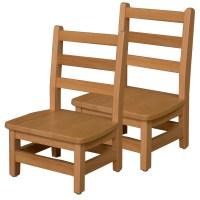 Wood Designs Wood Classroom Chair & Reviews | Wayfair