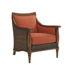 Arm Of Chair Painted Adirondack Chairs Tommy Bahama Home Bali Hai Agave And Reviews Wayfair