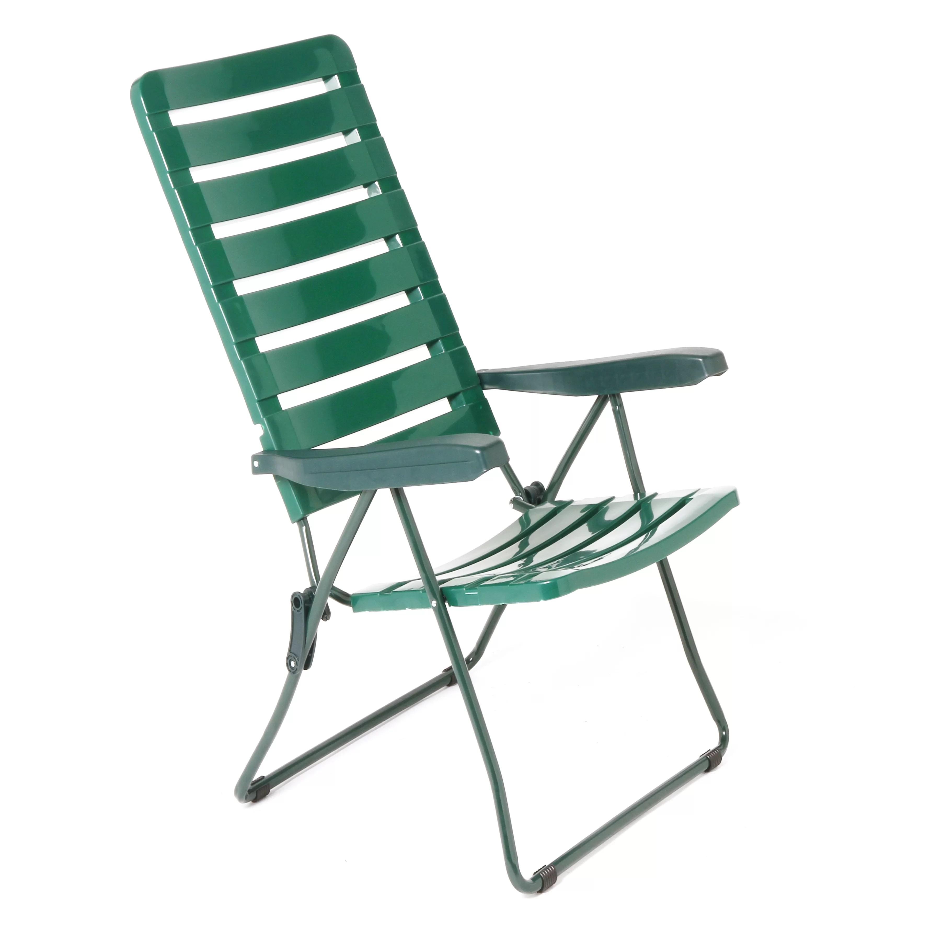 Swift Garden Furniture Mexico Folding Recliner Arm Chair
