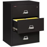 FireKing Fireproof 3-Drawer Lateral File Cabinet | Wayfair