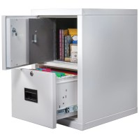 FireKing Turtle Safe-in-a-File Fireproof Vertical File ...