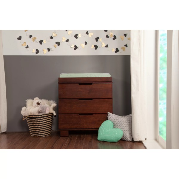 3 Drawer Changing Table
