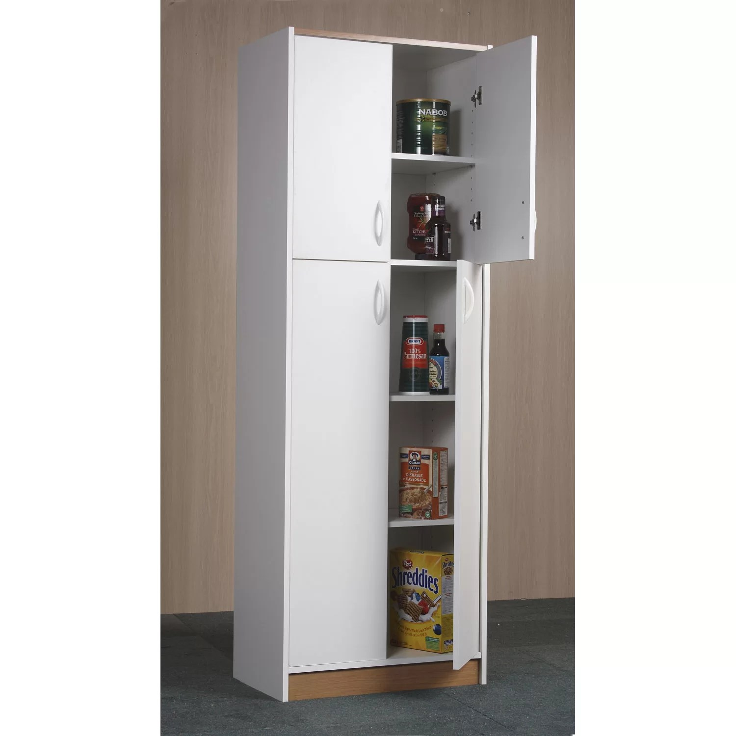 kitchen pantries for sale fans mylex 72 quot pantry and reviews wayfair