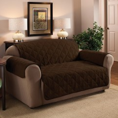 Faux Suede Sofa Cover Lee Industries Sectionals Innovative Textile Solutions Furniture