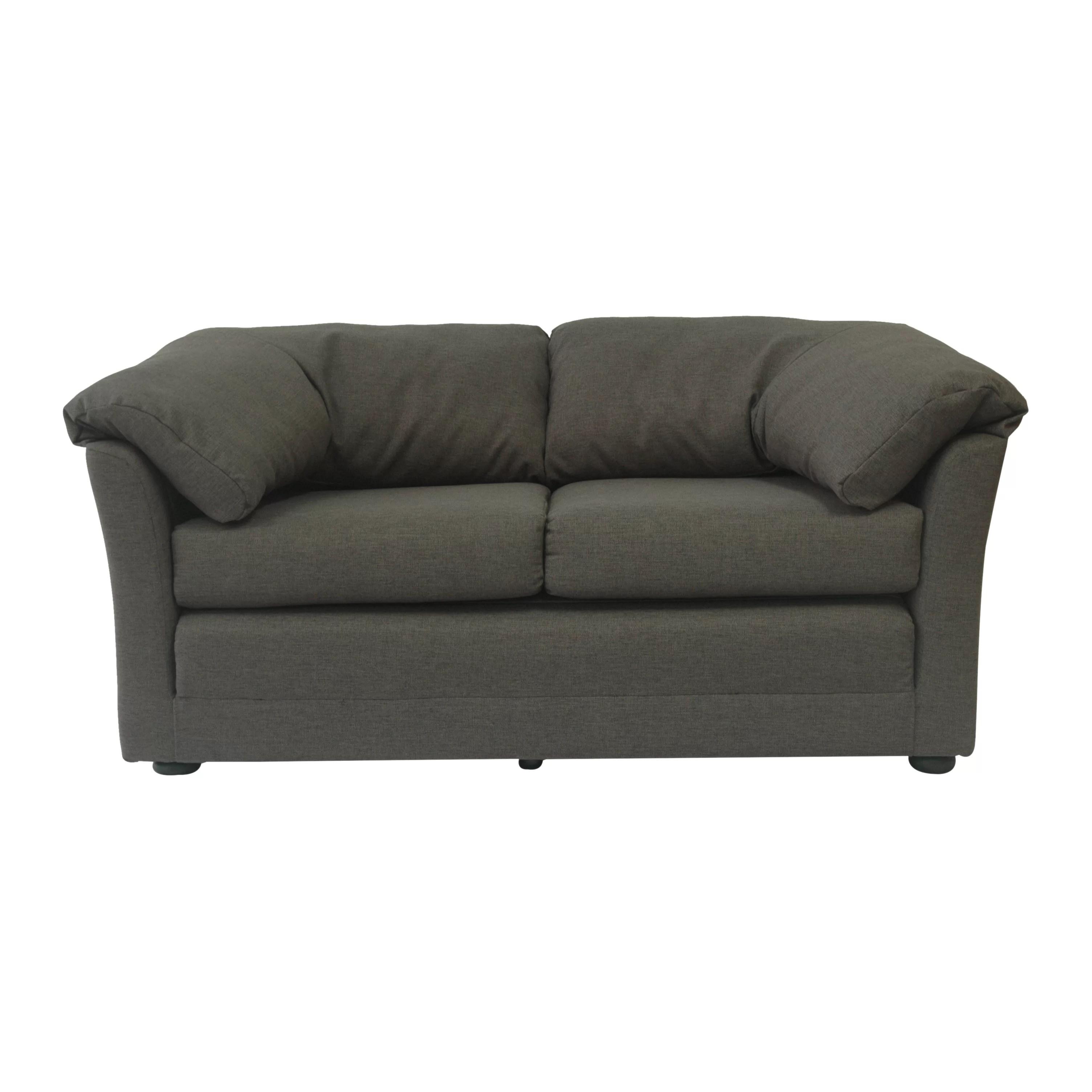 lightweight sofas sofa set 50 off fox hill trading cozy ultra sleeper wayfair