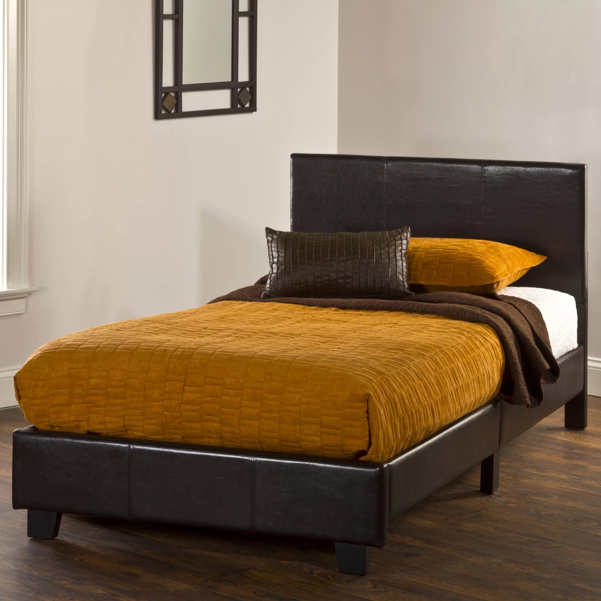 Hillsdale Springfield Twin Platform Bed & Reviews  Wayfair