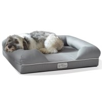 PetFusion Ultimate Dog Bed & Lounge Premium Edition with ...