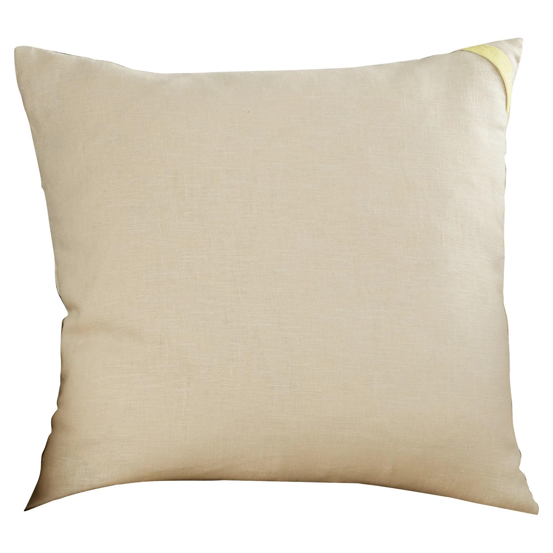 Trina Turk Residential Waterflow Linen Throw Pillow