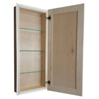 "WG Wood Products 35.5"" x 15.5"" Recessed Cabinet & Reviews ..."